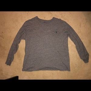 Polo Ralph Lauren Long Sleeve Grey shirt